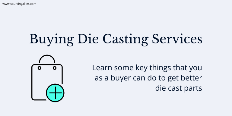 Buying die casting services