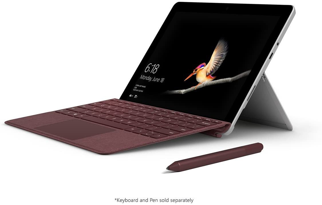 MICROSOFT SURFACE GO—BEST BUDGET LAPTOP FOR DRAWING