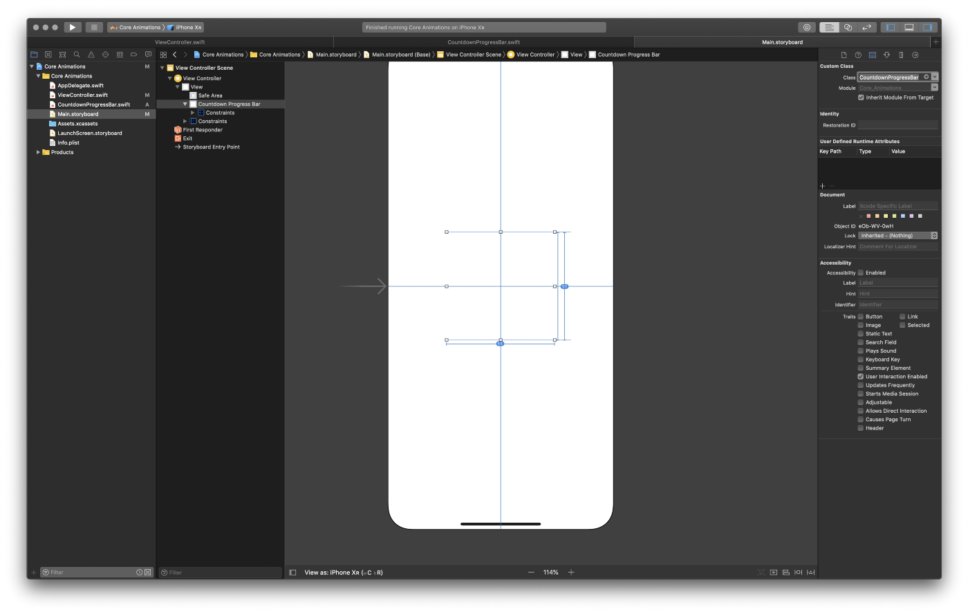 Beautifying your iOS app with Core Animation: Part 1