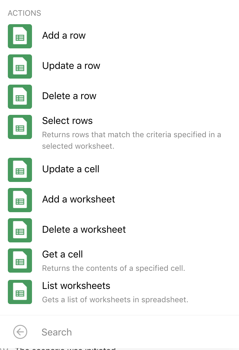 Chatfuel tutorial to save and read information from Google Sheets