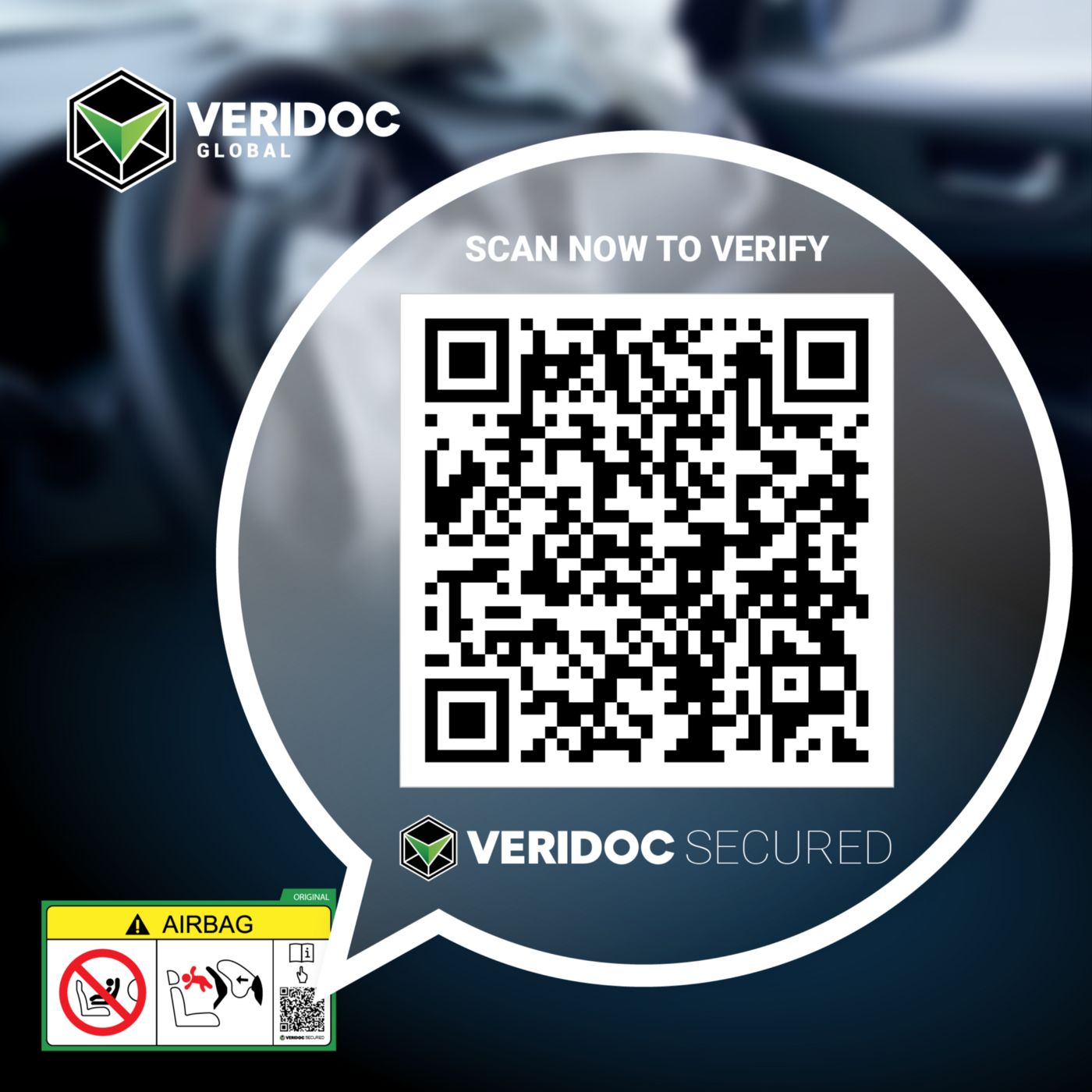 All Cars Should Come With QR Codes - VeriDoc Global - Medium