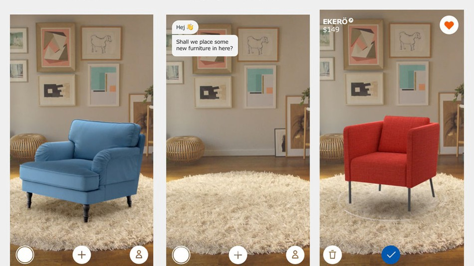 Mobile Augmented Reality - AR/VR Journey: Augmented & Virtual