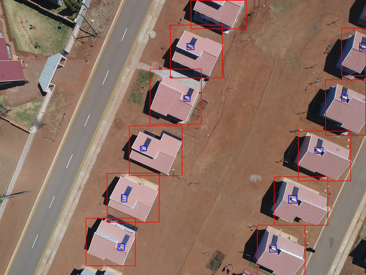 How to easily do Object Detection on Drone Imagery using Deep learning