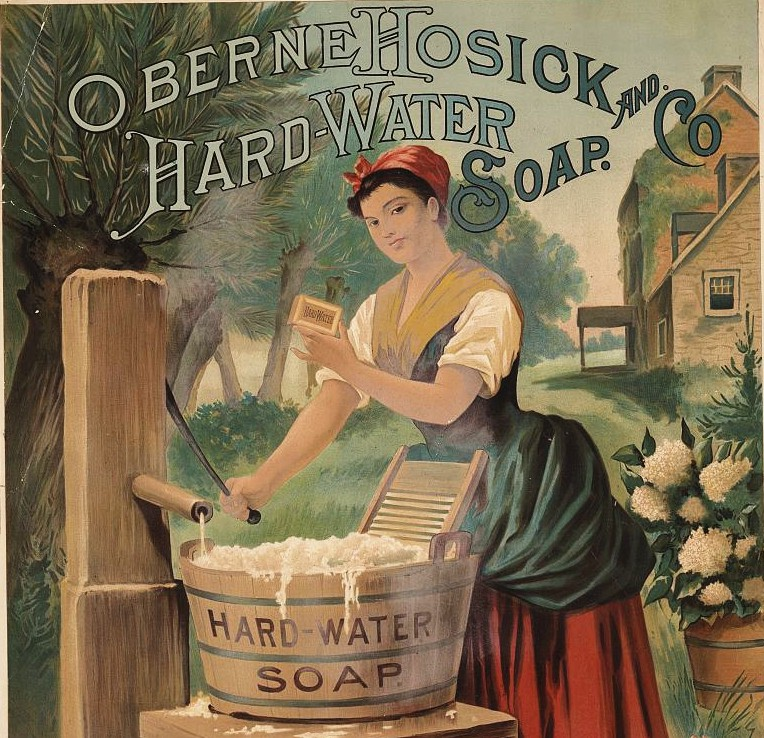 Soap Advertisement