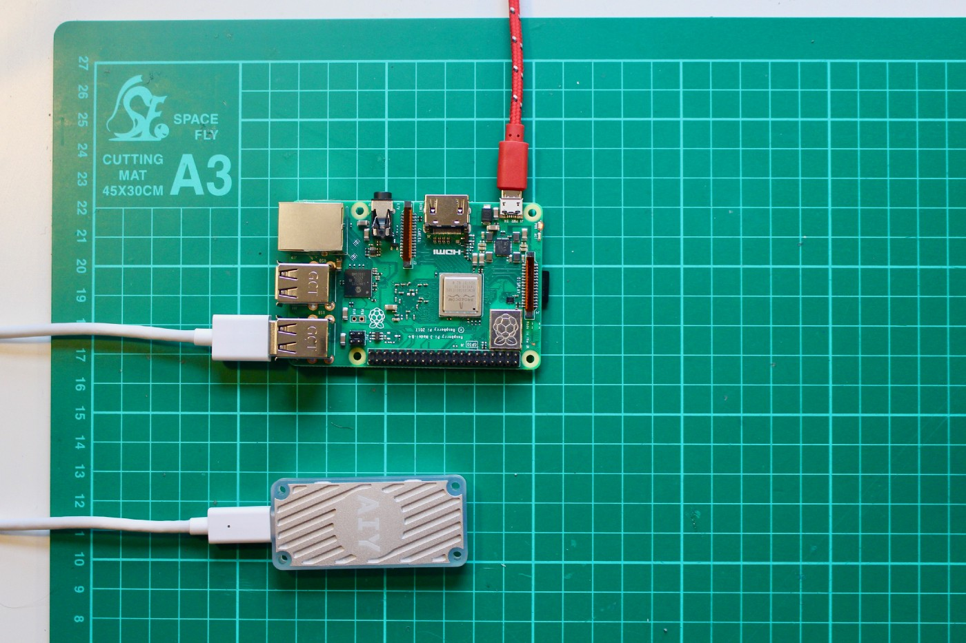 Hands on with the Coral USB Accelerator - Alasdair Allan - Medium