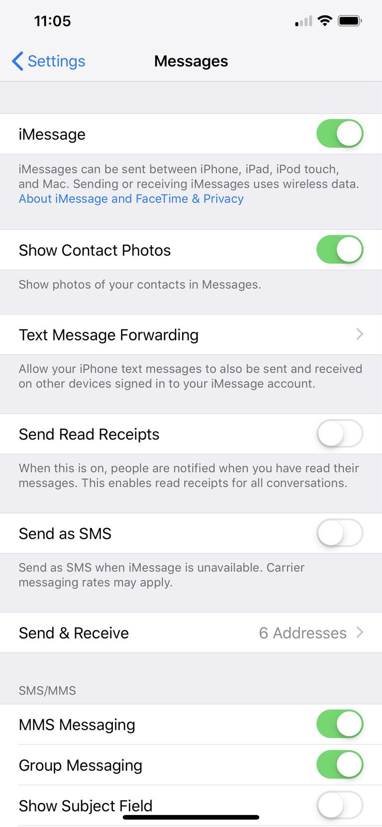 Why Your iMessage Is Misbehaving and How to Fix It - Olivia Thomas