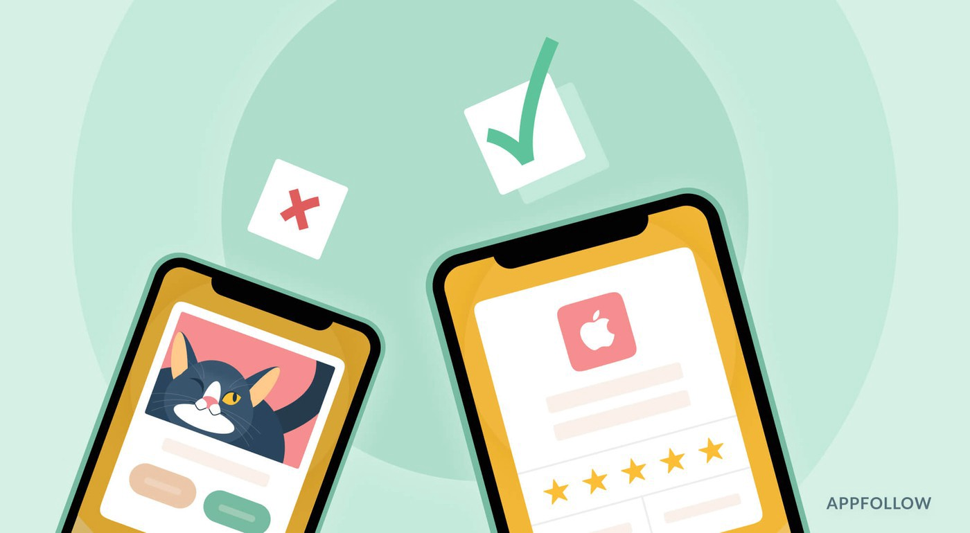 How Apple's new guidelines will affect app average rating | by Anatoly  Sharifulin | AppFollow | Medium