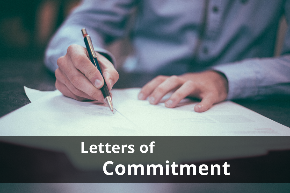 Letters of Commitment-Grant Proposal