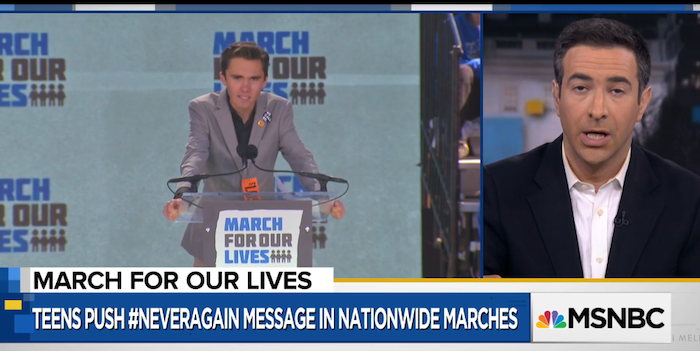 March for our Lives social media movement