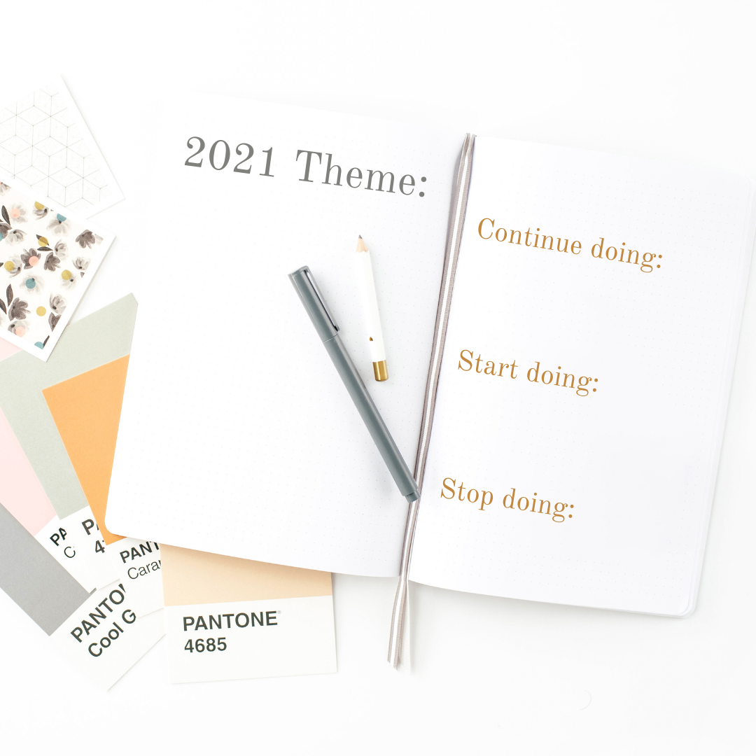 Creating a theme for the year and set goals revolving it, Shuana Yap's approach to achieving 2021 goals
