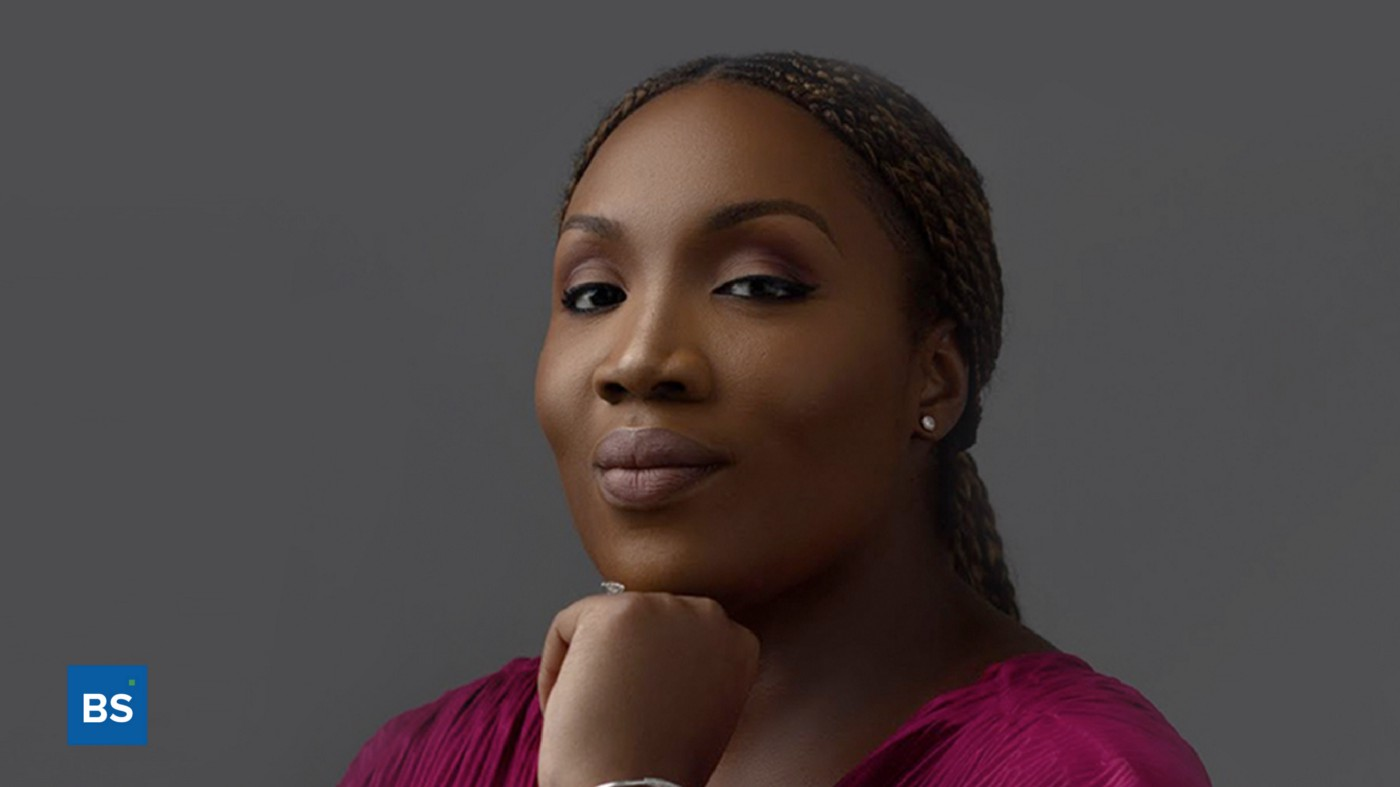 A photo of newly appointed CEO of Lori Sytems, Uche Ogboi