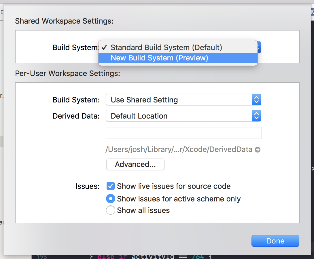 8 tips to speed up your Swift build and compile times in Xcode