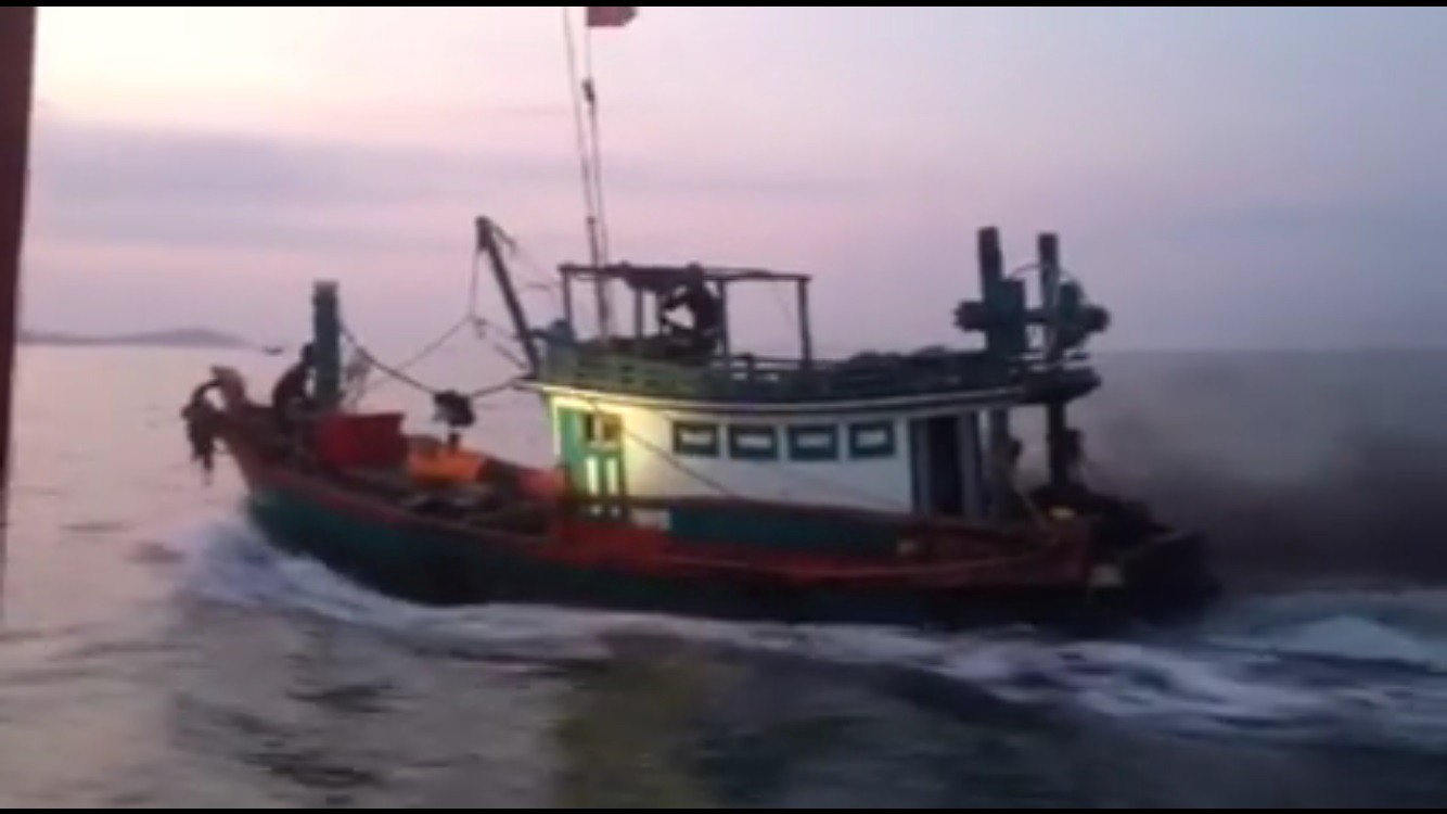 Fighting Over Fish: Deadly Disputes in the Gulf of Thailand