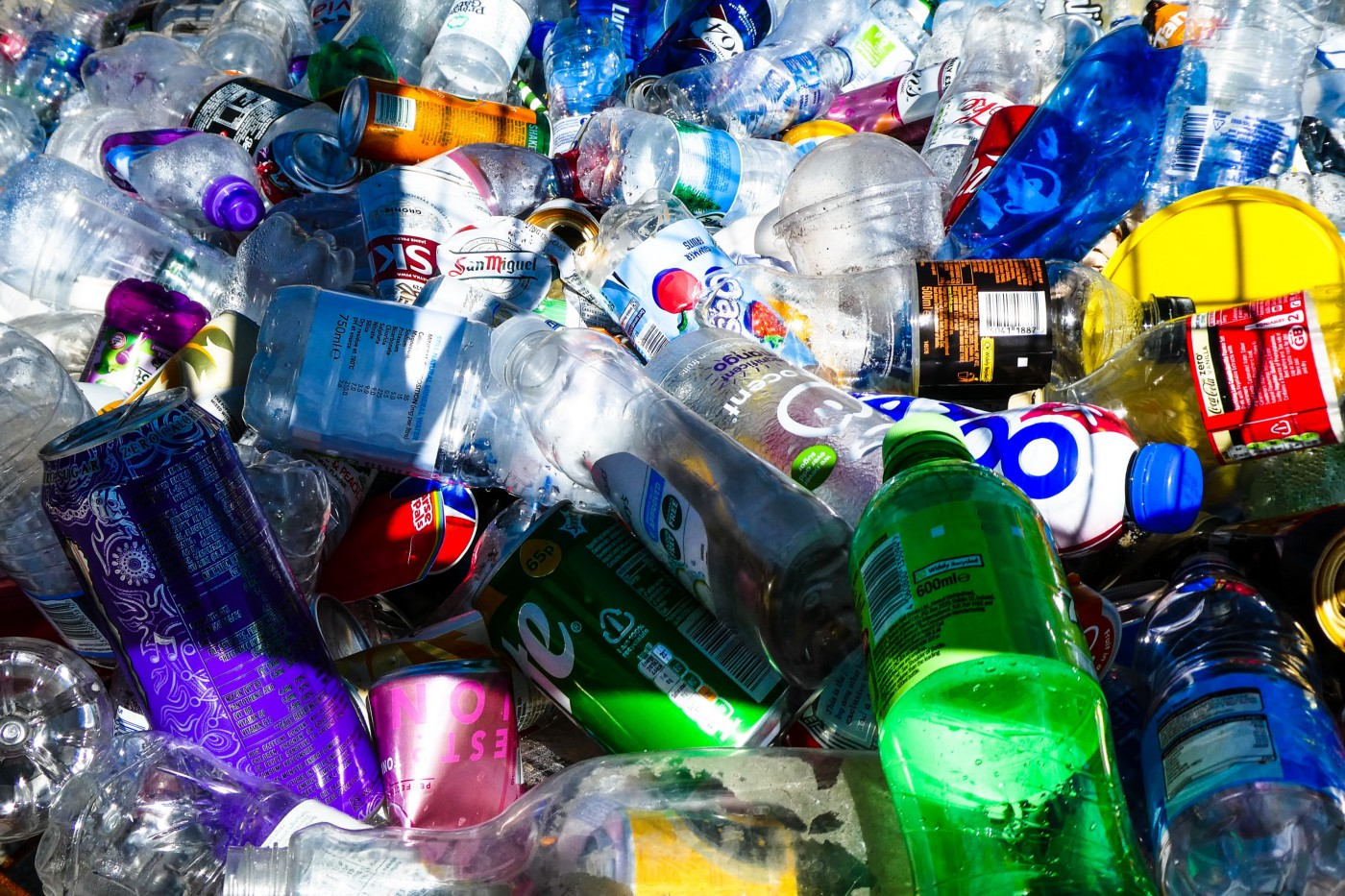 Trash, trash, trash. We consume an impressive amount of beverages, snacks, and ultimately meals that come enclosed in plastic. How can we advocate for reducing plastics in circulations?