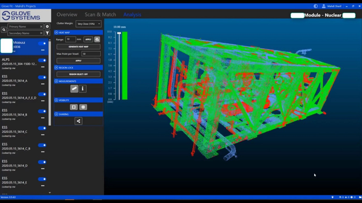 Glove Systems integrates CAD Exchanger SDK to deliver 3D model data to the fabrication floor