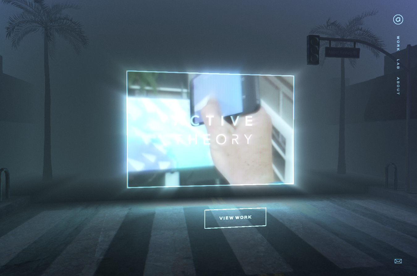 Active Theory—A Creative Digital Experience Agency