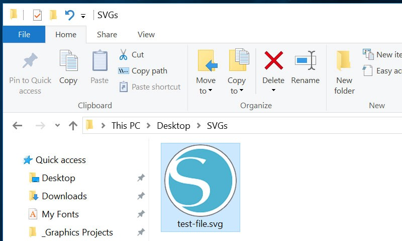 Help! My PC thinks SVG files should be opened with Internet Explorer!
