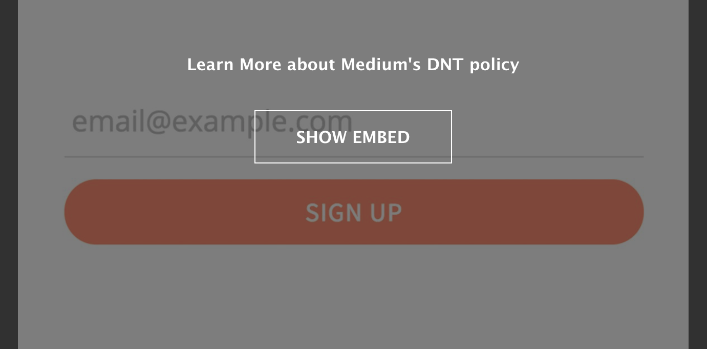 """How to disable/enable """"Do Not Track"""" (DNT) in your browser"""
