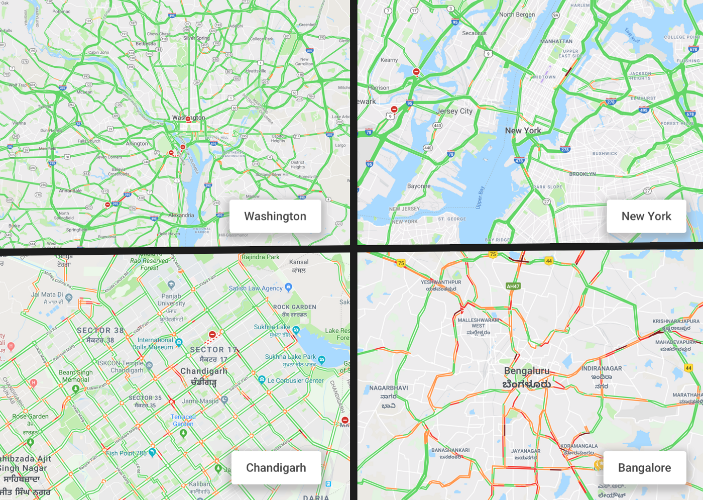 How can design help solve Bangalore's traffic problem?