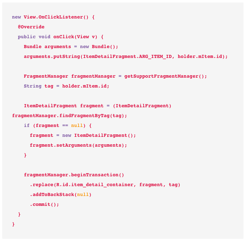 How to Cache Fragments in Android - AndroidPub