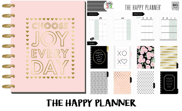 image regarding May Books Planner named 10 Simplest Planners for 2018 - Cly Occupation Female - Medium