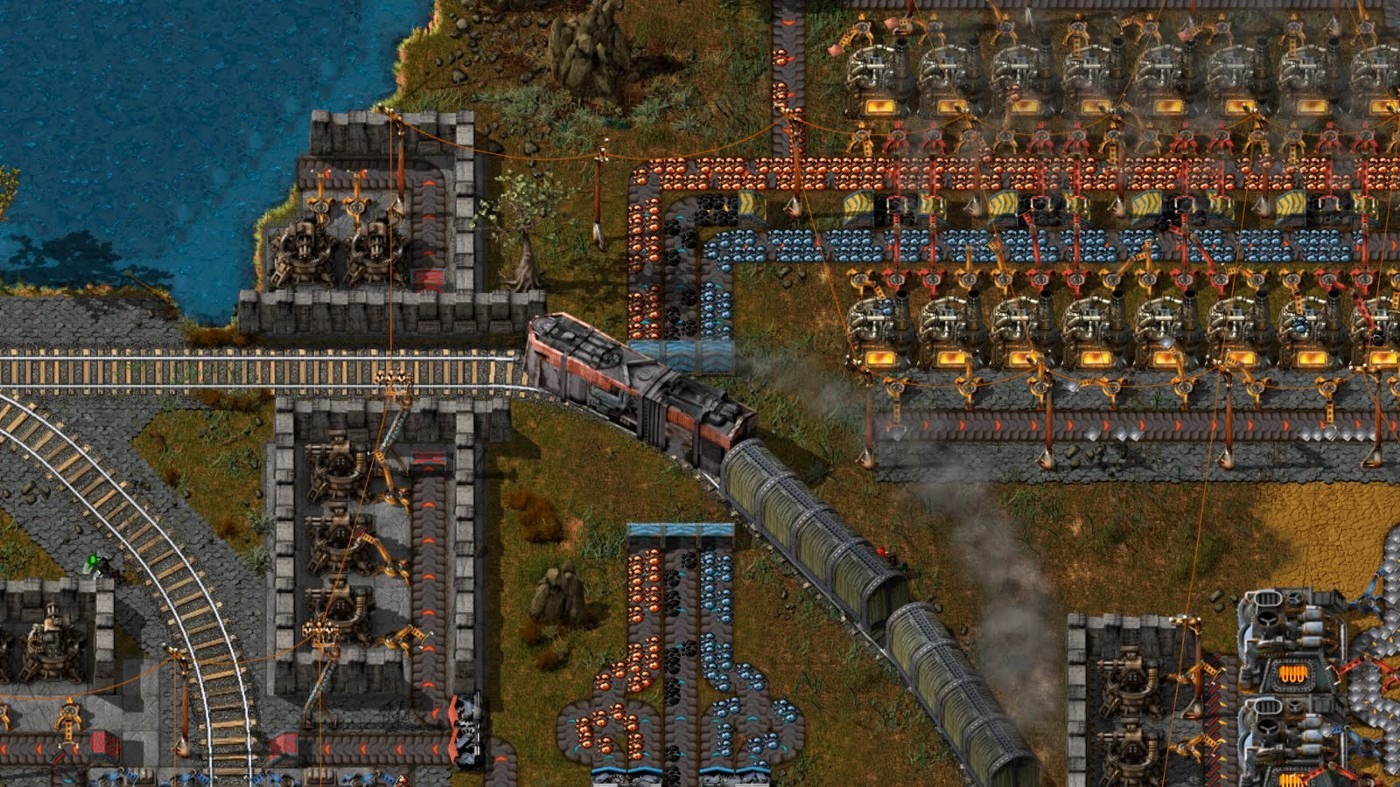The Kerbal-Factorio Business School: how sim games teach mental models