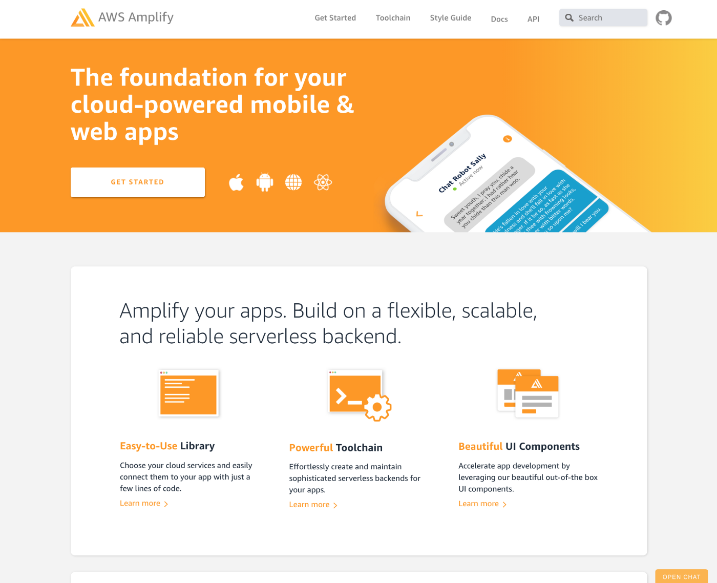 How to Build Cloud-Powered Mobile Apps with Expo & AWS Amplify