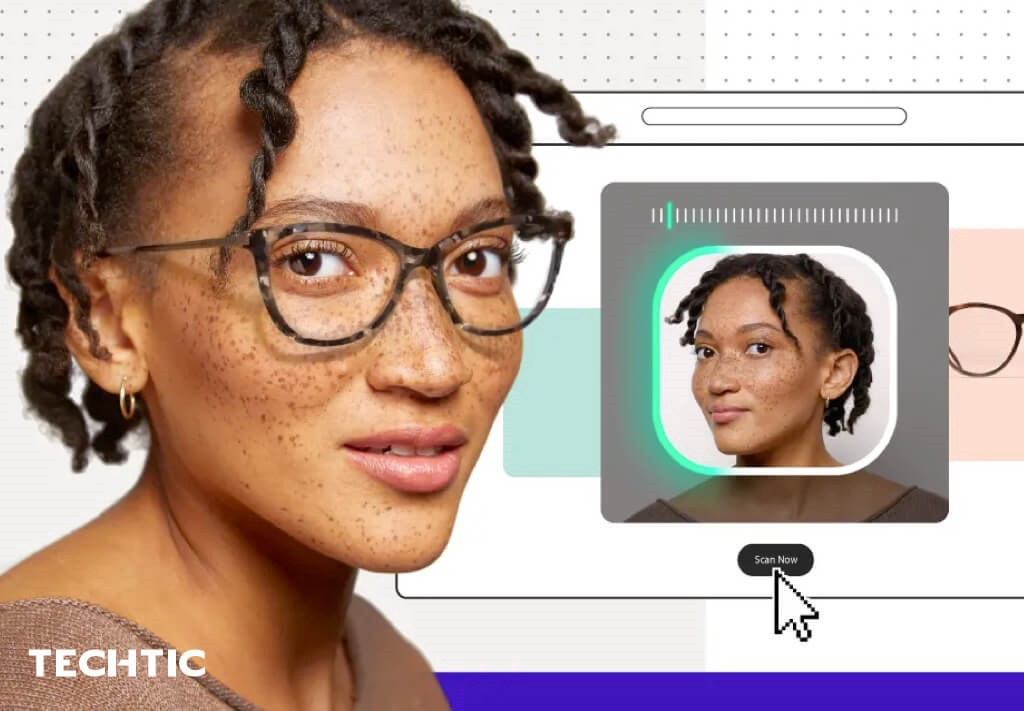 Virtual Eyewear Try-On by Ditto Technologies