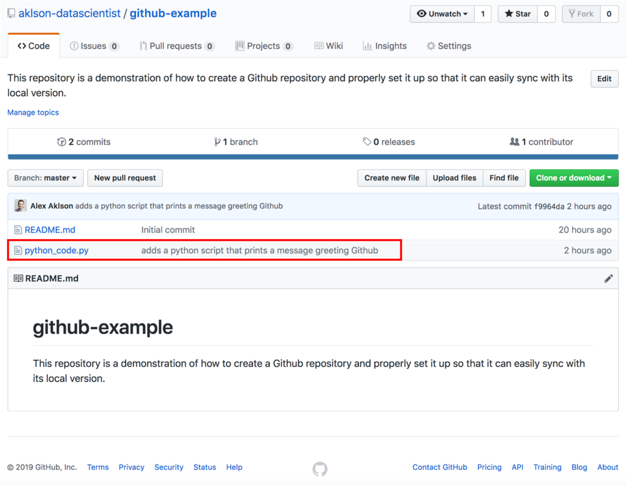 How to Properly Setup Your Github Repository — Mac Version