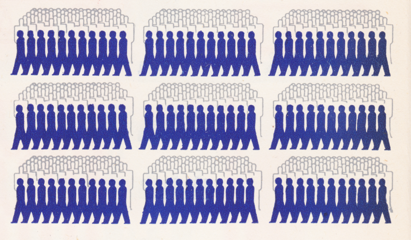 "Exploring Isotype Charts: ""Our Private Lives"""