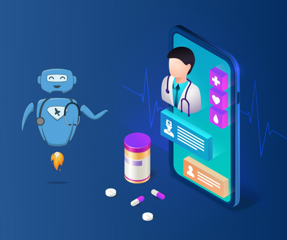 Conversational AI in healthcare