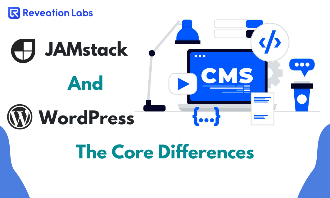Difference between Jamstack and WordPress