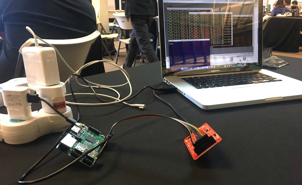 Using on-chip TEE implementation to secure Industrial IoT
