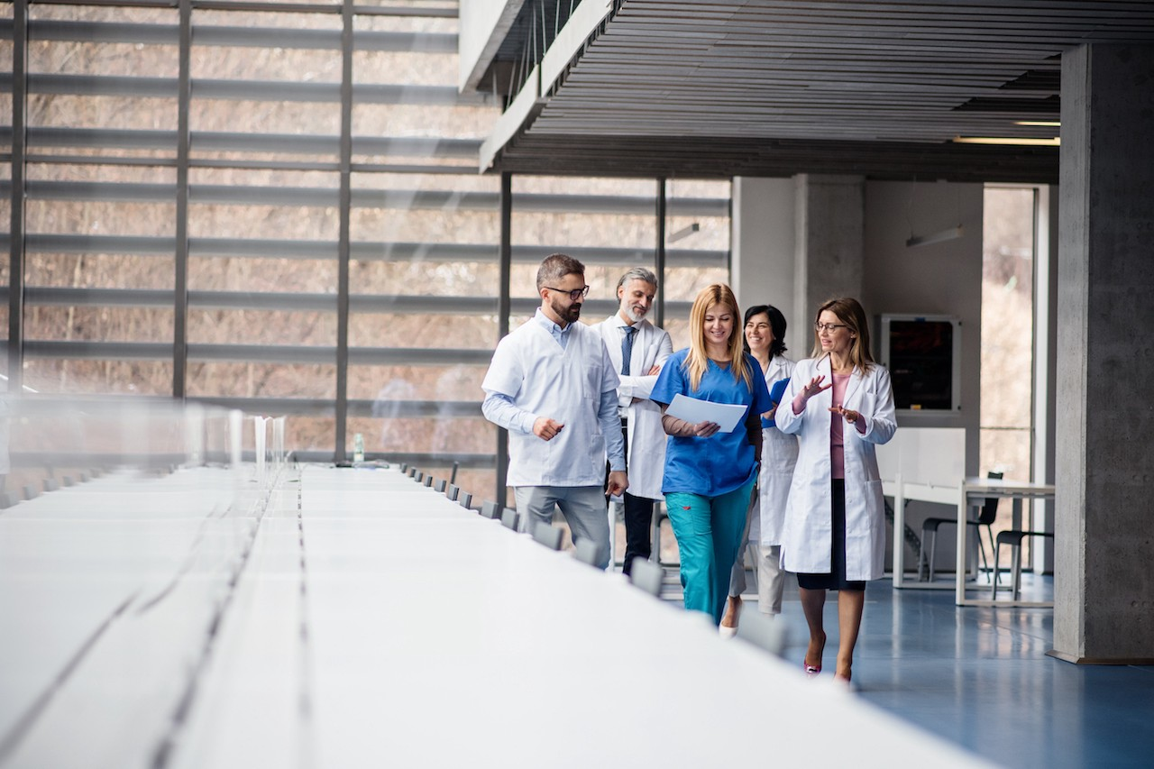 6 Key strategies to improve security in hospitals