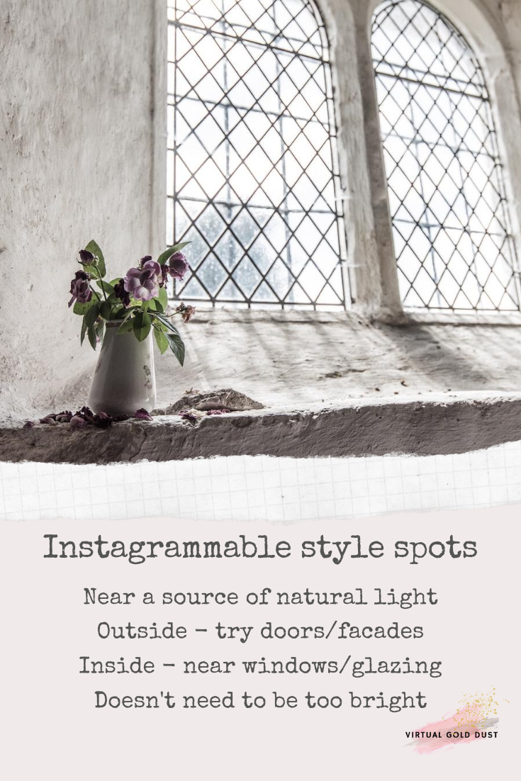 instagrammable interiors natural light