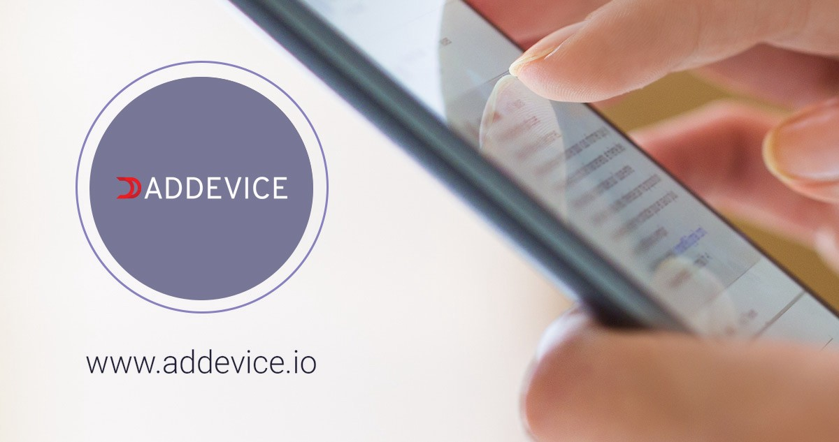 Addevice mobile healthcare solutions