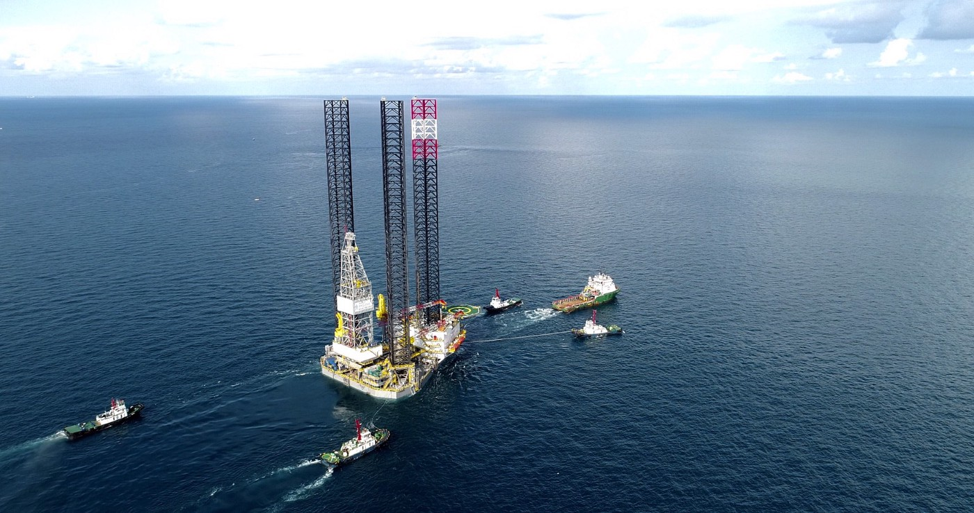 An Introduction to Offshore Drilling and Jack-Up Rigs