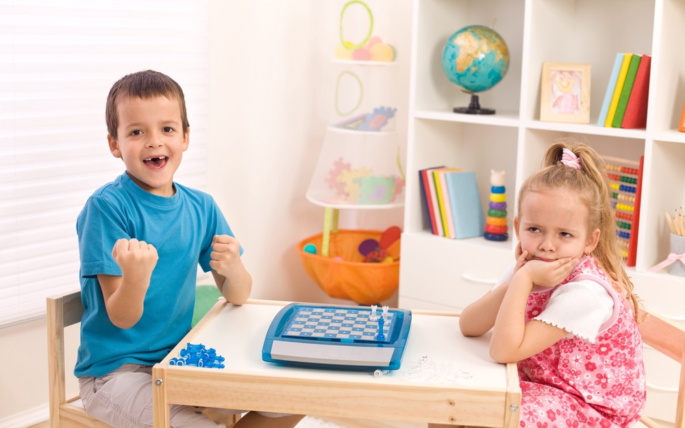 Best Board Games for a 5 Year Old