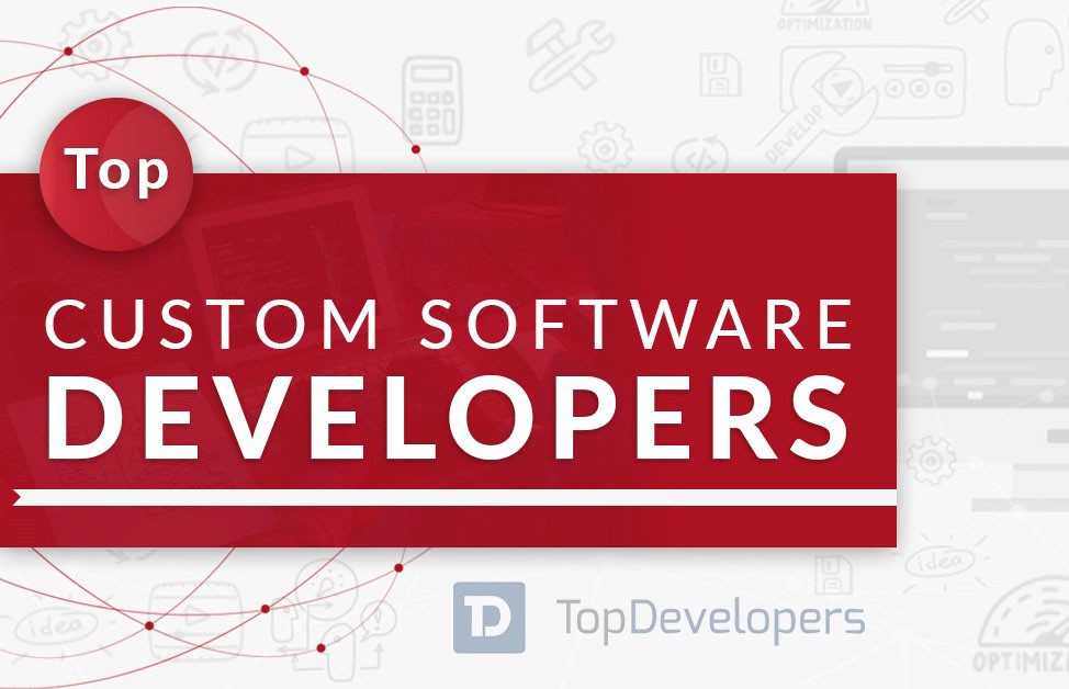 List of the top offshore software development companies by TopDevelopers