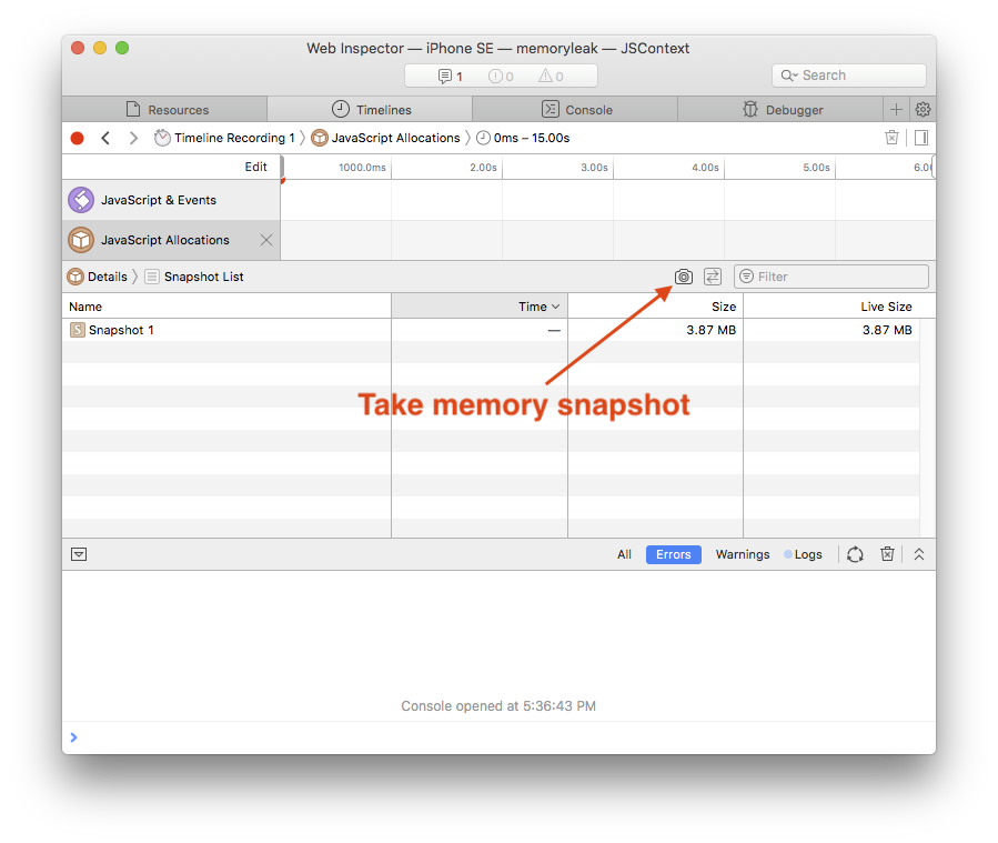 Hunting JS memory leaks in React Native apps - Software Mansion