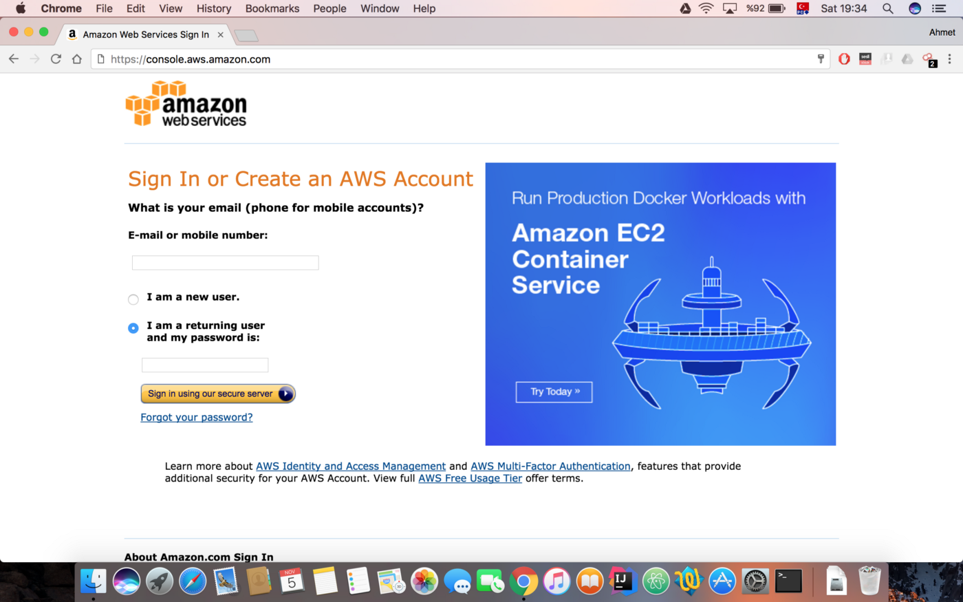 Create Your Own VPN server in AWS and Connect from PC and Smart phones