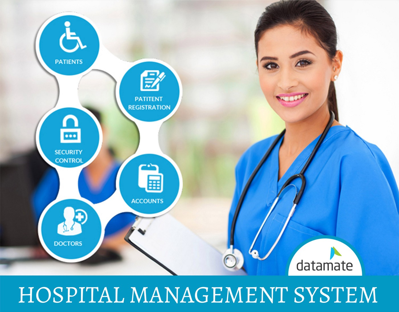 Hospital Management System-Features, Objectives - Datamate