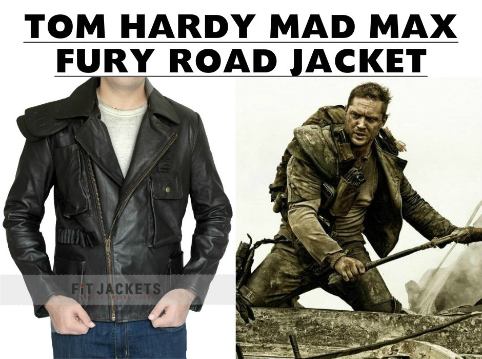 8fba1e51f TOM HARDY MAD MAX FURY ROAD JACKET - ashleythompson902 - Medium