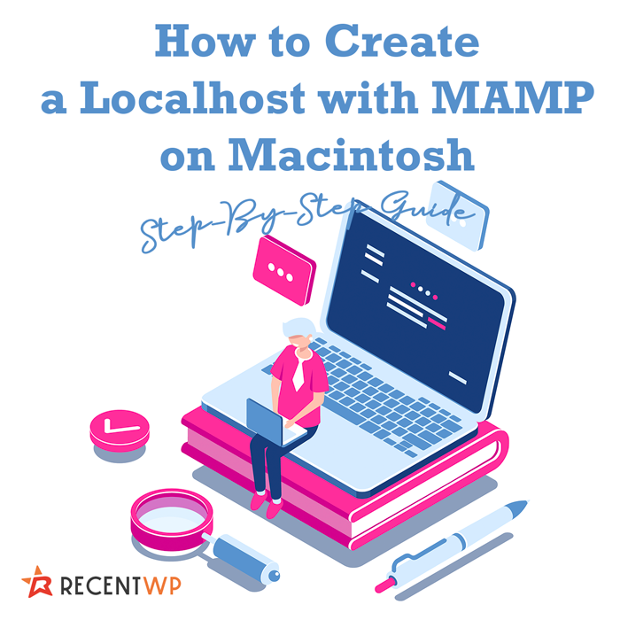 How to Create a Localhost with MAMP?