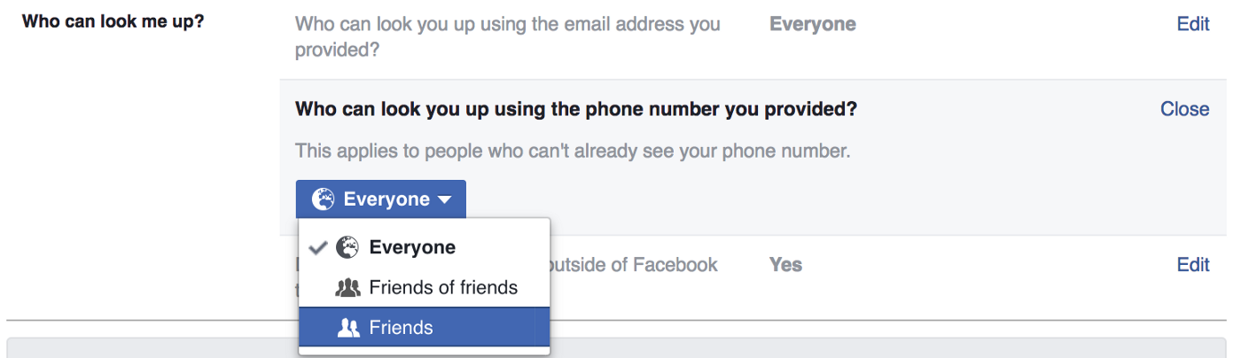 Free Facebook Phone Number Extractor