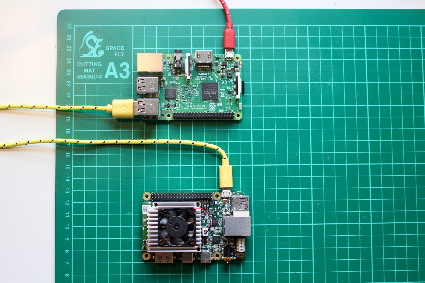 How to use a Raspberry Pi to flash new firmware onto the Coral Dev Board