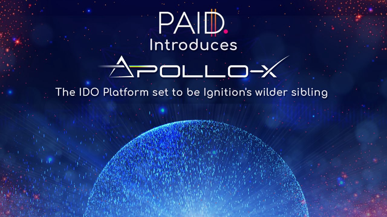 Apollo-X: The IDO Platform set to be Ignition's wilder sibling