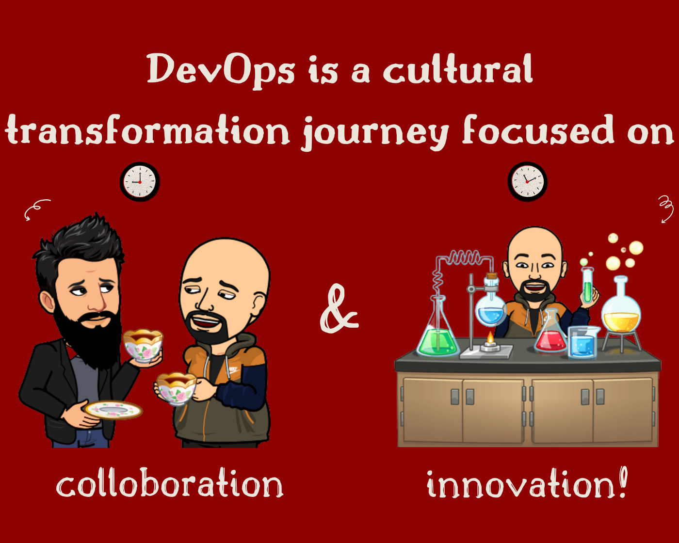 DevOps is a cultural transformation journey focused on collaboration and innovation. | @iSwamiK