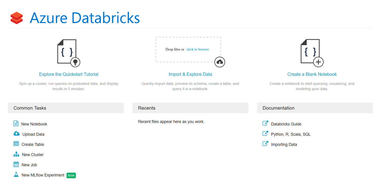 How to Create and Deploy a Databricks Workspace Using the Azure