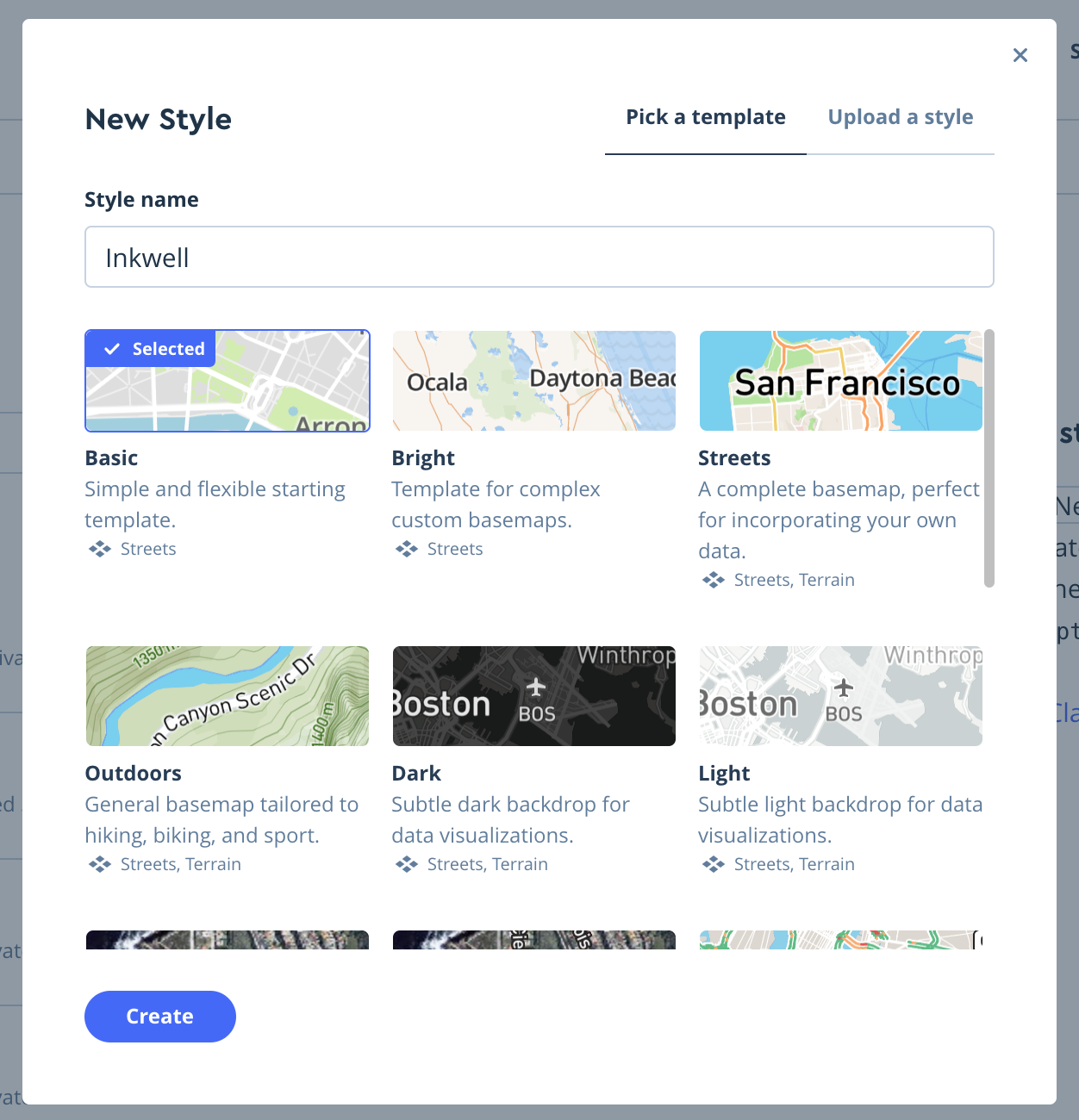Build your own customized map with Mapbox GL JS and Mapbox Studio